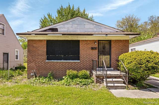 3451 Maxwell St, Detroit, MI 48214 (MLS #2210036574) :: The BRAND Real Estate