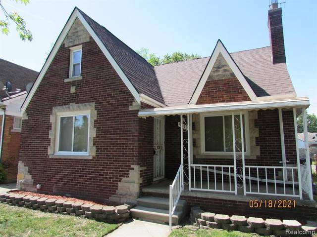 9175 Boleyn St, Detroit, MI 48224 (MLS #2210035066) :: The BRAND Real Estate