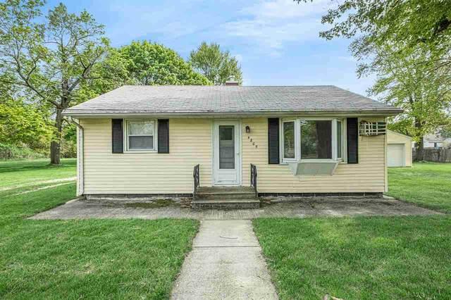 4805 Page Ave, Michigan Center, MI 49254 (MLS #202101440) :: The BRAND Real Estate