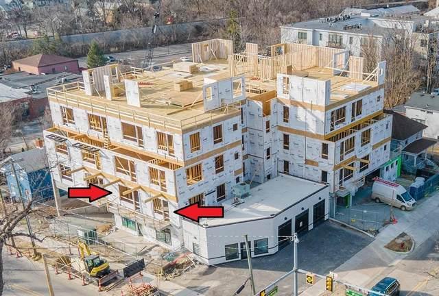 309 N Ashley #3, Ann Arbor, MI 48103 (MLS #3281050) :: The BRAND Real Estate