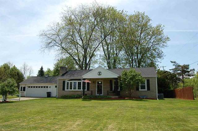 2255 W Parnall, Jackson, MI 49201 (MLS #202101441) :: The BRAND Real Estate