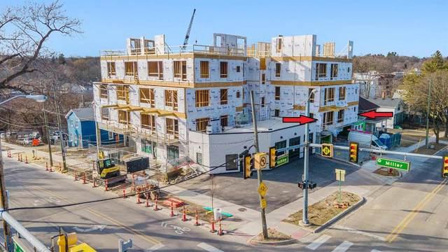 309 N Ashley #6, Ann Arbor, MI 48103 (MLS #3281051) :: The BRAND Real Estate