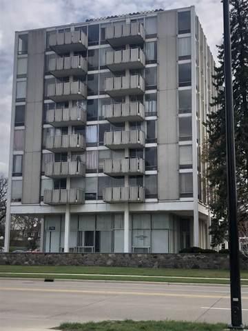 715 W Michigan Ave, Jackson, MI 49201 (MLS #202101443) :: The BRAND Real Estate