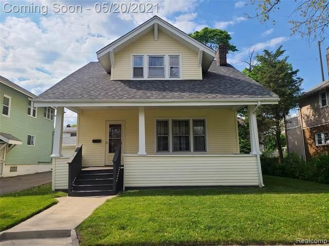 841 E Seventh St, Flint, MI 48503 (MLS #2210036007) :: The BRAND Real Estate