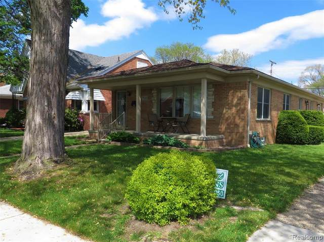 7535 Balfour Ave, Allen Park, MI 48101 (MLS #2210036267) :: The BRAND Real Estate