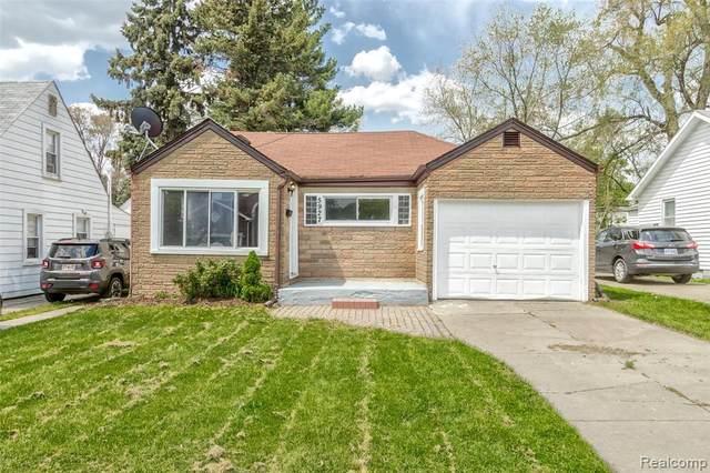 5927 Highview St, Dearborn Heights, MI 48127 (MLS #2210037147) :: Kelder Real Estate Group