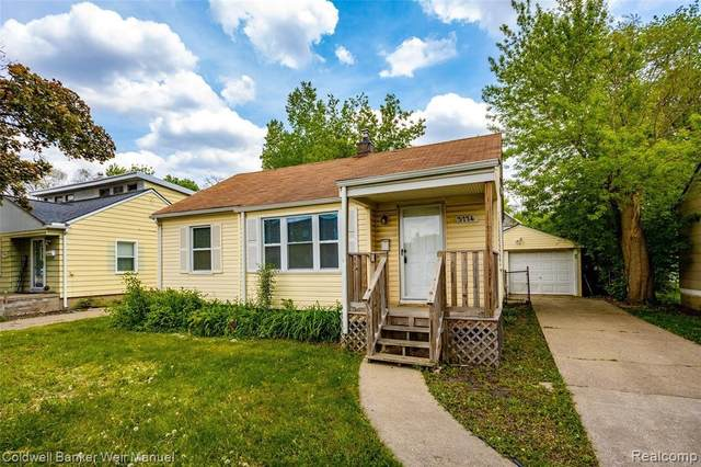 3774 Greenfield Rd, Berkley, MI 48072 (MLS #2210038134) :: Kelder Real Estate Group