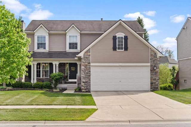 8556 Parkridge Dr, Dexter, MI 48130 (MLS #3281160) :: Kelder Real Estate Group