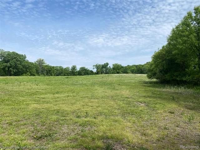 VL Holtforth Rd #10, Fenton, MI 48430 (MLS #2210039474) :: The BRAND Real Estate