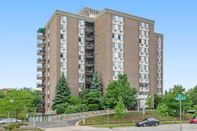 1050 Wall St 8F, Ann Arbor, MI 48105 (MLS #3281222) :: The Tom Lipinski Team at Keller Williams Lakeside Market Center