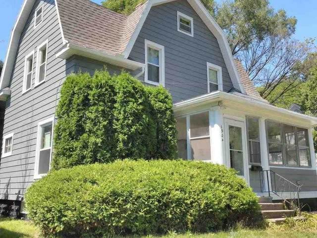 1304 Mound, Jackson, MI 49203 (MLS #202101578) :: Kelder Real Estate Group