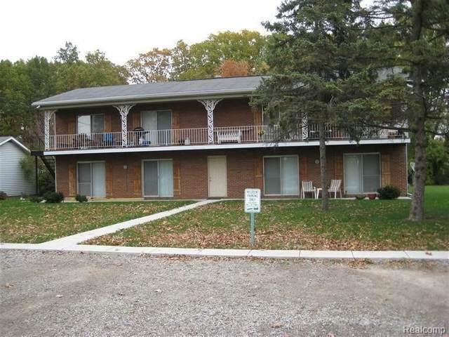 16183 Crest, Linden, MI 48451 (MLS #2210039996) :: Kelder Real Estate Group