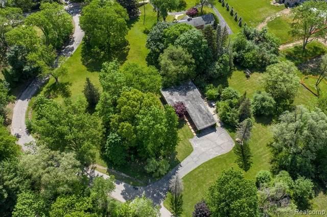 4541 Ottawa Ln, Bloomfield Hills, MI 48301 (MLS #2210034132) :: Kelder Real Estate Group