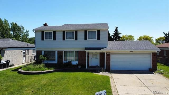 3124 Alden Dr, Sterling Heights, MI 48310 (MLS #2210040559) :: Kelder Real Estate Group