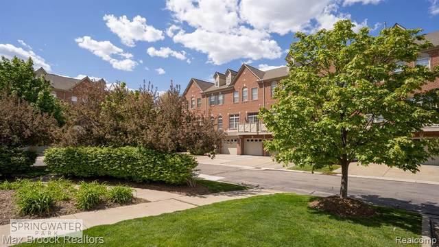 39801 Rockcrest Cir, Northville, MI 48168 (MLS #2210029941) :: The BRAND Real Estate