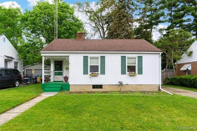 2511 Pierce St, Flint, MI 48503 (MLS #2210041021) :: The BRAND Real Estate
