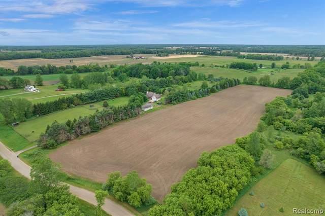00 Cherish Ln, Howell, MI 48836 (MLS #2210041430) :: The BRAND Real Estate