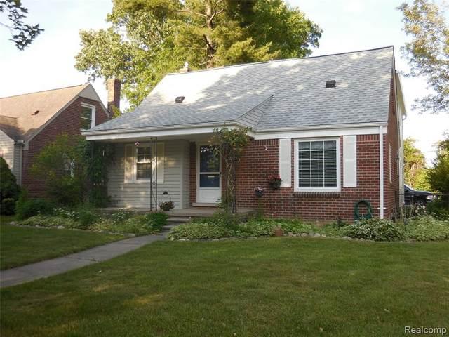 2400 N Wilson Ave, Royal Oak, MI 48073 (MLS #2210042598) :: Kelder Real Estate Group