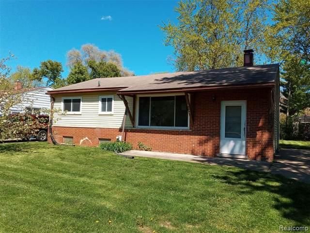 6142 David Berger St, Mount Morris, MI 48458 (MLS #2210040587) :: Kelder Real Estate Group