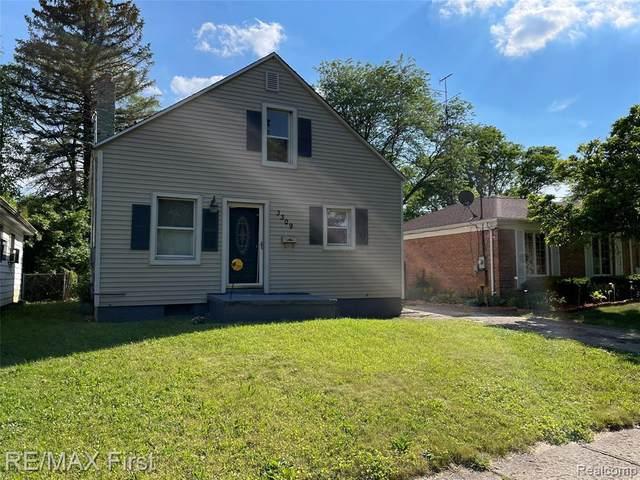 3309 Begole St, Flint, MI 48504 (MLS #2210042857) :: Kelder Real Estate Group