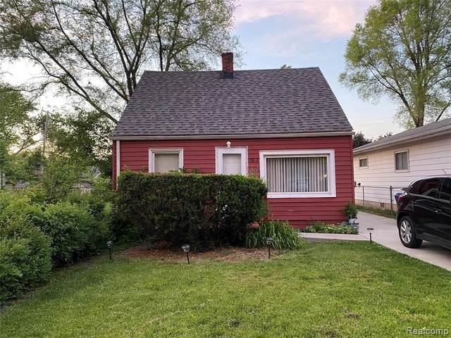 25322 Keeler, Redford, MI 48239 (MLS #2210042607) :: Kelder Real Estate Group