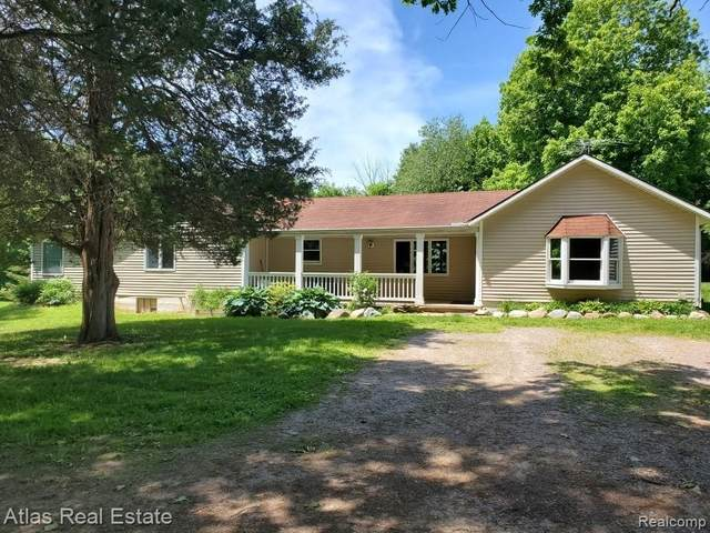 10423 Coolidge Rd, Goodrich, MI 48438 (MLS #2210043147) :: Kelder Real Estate Group