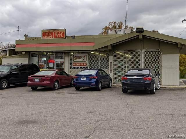 2008 W Coldwater Rd, Flint, MI 48505 (MLS #2210043187) :: Kelder Real Estate Group