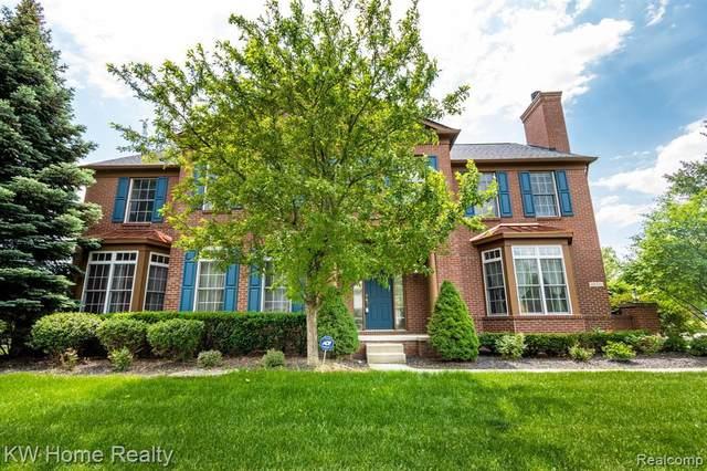 48231 Glenmount Rd, Canton, MI 48187 (MLS #2210043541) :: Kelder Real Estate Group
