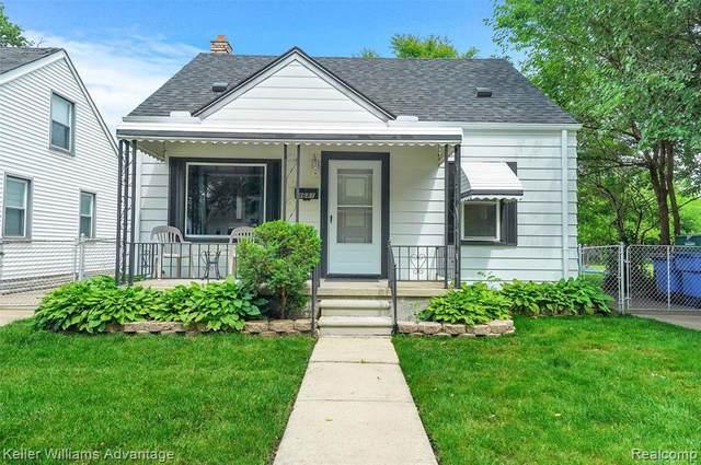 4681 Weddell St, Dearborn Heights, MI 48125 (MLS #2210043989) :: Kelder Real Estate Group