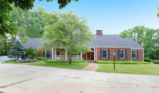 1337 Badgley Rd, Jackson, MI 49203 (MLS #202101751) :: The BRAND Real Estate