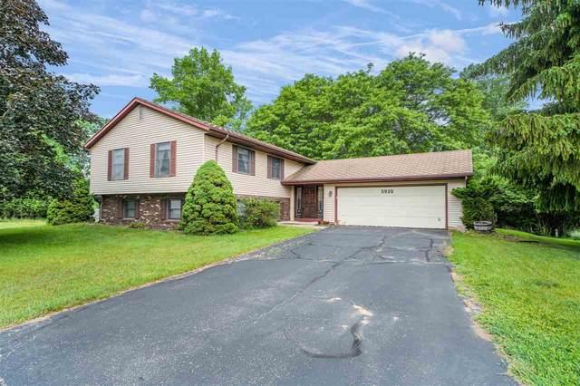 5930 Estola, Jackson, MI 49201 (MLS #202101753) :: The BRAND Real Estate