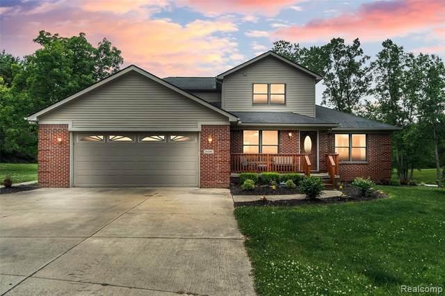 6426 Oak Grove Rd, Howell, MI 48855 (MLS #2210041829) :: The BRAND Real Estate