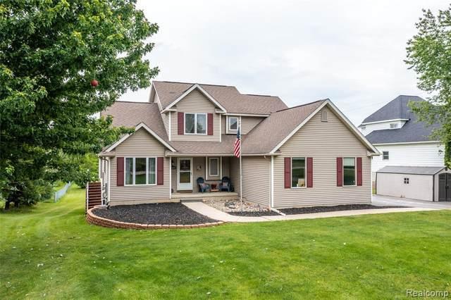 10185 Horton Rd, Goodrich, MI 48438 (MLS #2210043563) :: Kelder Real Estate Group