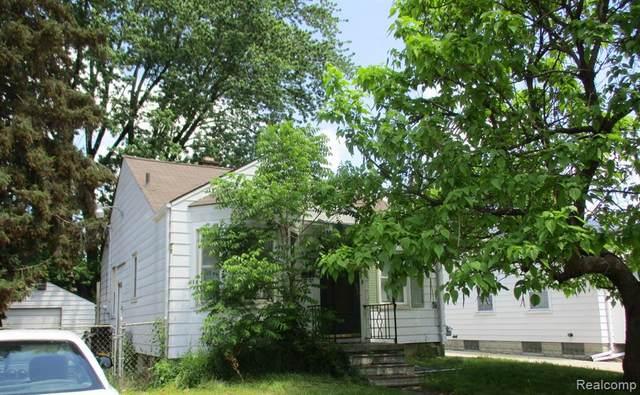 621 Leta Ave, Flint, MI 48507 (MLS #2210044547) :: Kelder Real Estate Group