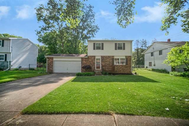 3373 Blue Ln, Jackson, MI 49203 (MLS #202101762) :: The BRAND Real Estate