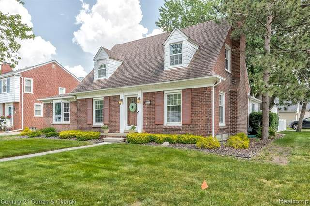 265 Elmwood St, Dearborn, MI 48124 (MLS #2210043748) :: The BRAND Real Estate