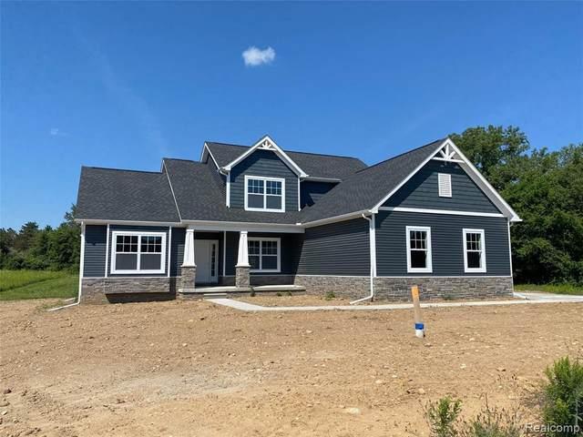 000 Jewell, Howell, MI 48843 (MLS #2210044680) :: The BRAND Real Estate