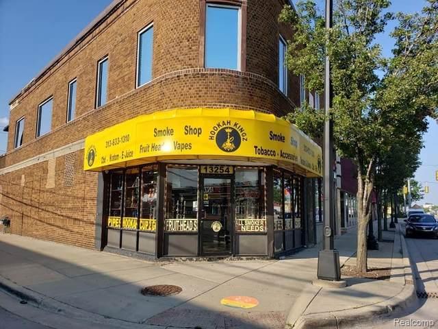 13254 Michigan Ave, Dearborn, MI 48126 (MLS #2210044722) :: The BRAND Real Estate