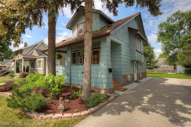 116 Helene Ave, Royal Oak, MI 48067 (MLS #2210044721) :: Kelder Real Estate Group