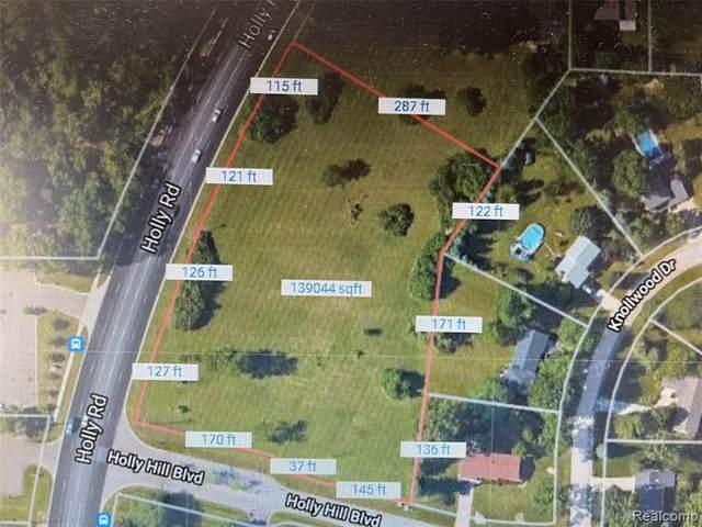 000 N Holly Rd, Grand Blanc, MI 48439 (MLS #2210044767) :: Kelder Real Estate Group