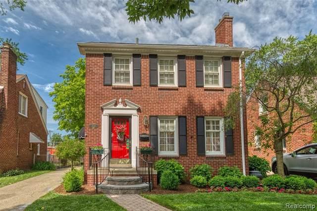2041 N Waverly St, Dearborn, MI 48128 (MLS #2210044851) :: The BRAND Real Estate