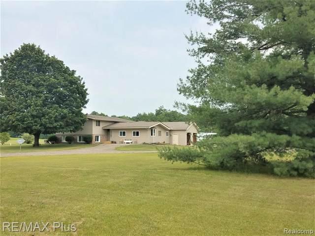 4790 Lonsberry Rd, Columbiaville, MI 48421 (MLS #2210044848) :: Kelder Real Estate Group