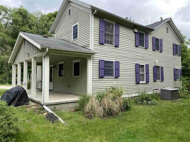 4626 S Jackson Rd, Jackson, MI 49201 (MLS #202101769) :: The BRAND Real Estate