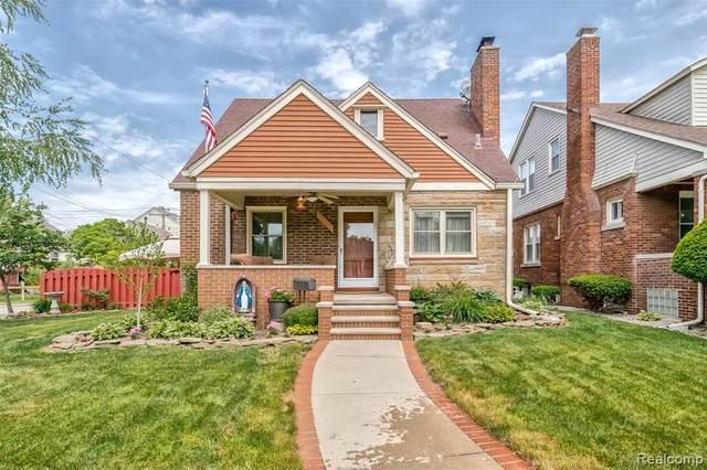 22192 Park St, Dearborn, MI 48124 (MLS #2210044949) :: The BRAND Real Estate
