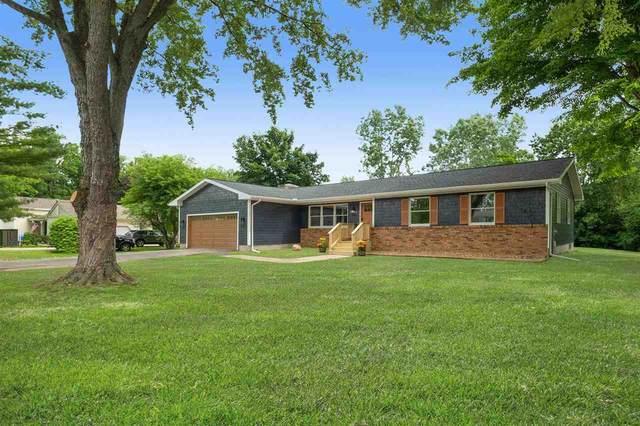 6963 Paddock Ln, Jackson, MI 49201 (MLS #202101778) :: The BRAND Real Estate