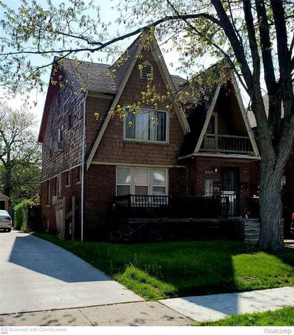 15314 Mansfield St, Detroit, MI 48227 (MLS #2210045148) :: The BRAND Real Estate