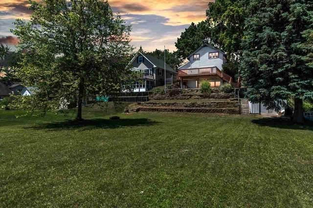340 Ackerson Lake Dr, Jackson, MI 49201 (MLS #202101816) :: Kelder Real Estate Group
