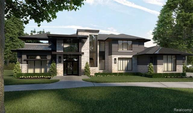 563 Chase, Bloomfield Hills, MI 48304 (MLS #2210045621) :: Kelder Real Estate Group