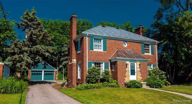 814 Blanchard Ave, Flint, MI 48503 (MLS #2210045686) :: Kelder Real Estate Group