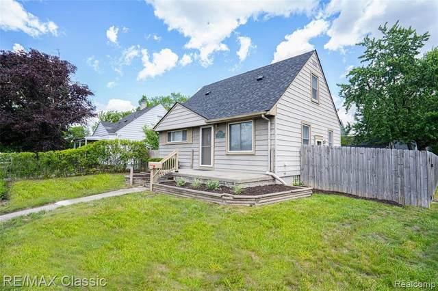 3714 Greenfield Rd, Berkley, MI 48072 (MLS #2210046012) :: Kelder Real Estate Group
